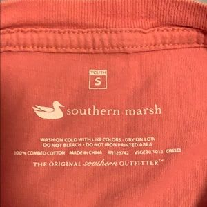 Southern Marsh Shirts & Tops - Boys Southern Marsh T-shirt, Size Small.